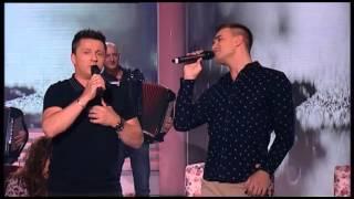 Haris Berkovic i Nihad Alibegovic - Hanuma (LIVE) - HH - (TV Grand 10.09.2015.)