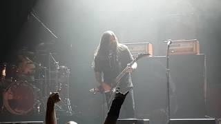 Sepultura - Choke Live at 013, Tilburg, Holland 2017