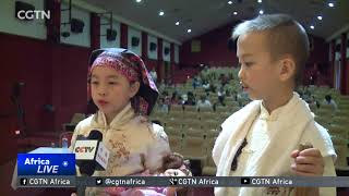 Chinese in Mauritius explore their culture on stage