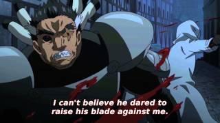 Akame Ga Kill - Tatsumi vs Ogre