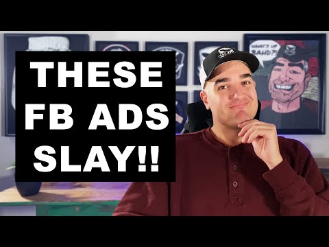 Copy My Best Performing Facebook Ads – Top Ad Creatives For Apparel Brands In 2021 (EASY TO MAKE!)