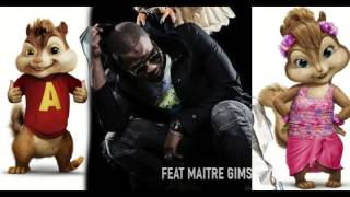 Niska feat Maitre Gims - Elle Avait Son Djo CHIPMUNK VERSION