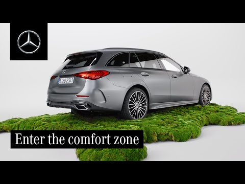 The New C-Class Wagon: Enter the Comfort Zone