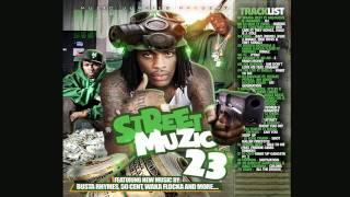 French Montana Ft. Waka Flocka Trouble - Wingz - (Street Muzic 23)