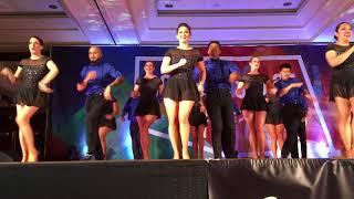 Salsa y Control Azucar Team. Boston Salsa Festival 2017