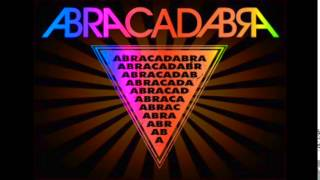 Abracadabra progressive psy-trance (remix)