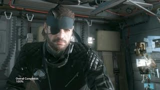 MGS:TPP The Man Who Sold The World...