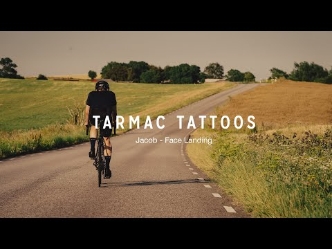 Tarmac Tattoos | Jacob - Face Landing