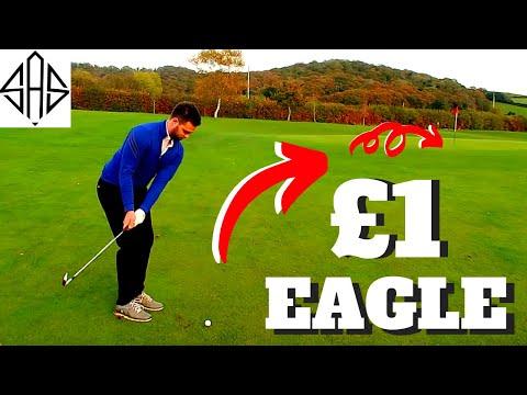 £1 GOLF CLUB CHALLENGE - BEST IDEA EVER!!
