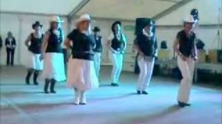 Twist and Shout - einmal anders - Country Line Dance