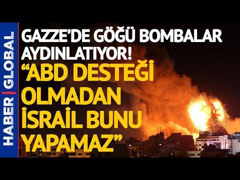 """Abdullah Ağar'dan Çarpıcı İsrail'in Gazze Harekatı Yorumu! """"ABD desteği olmadan yapamazlar"""""""