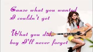 Cassadee Pope - Wasting All These Tears Lyrics