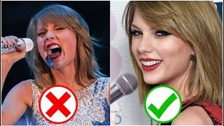 TAYLOR SWIFT | BEST VS WORST LIVE VOCALS