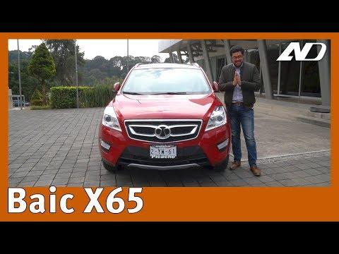 """Baic X65 - ¿Las segundas partes pueden ser buenas"""""""