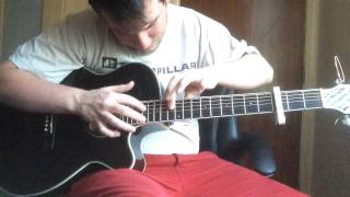 Braveheart cover - originally composed by Luca Stricagnoli