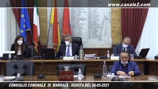 IT Cerca      9+  Immagine avatar Consiglio Comunale Marsala - Seduta del 06/05/2021