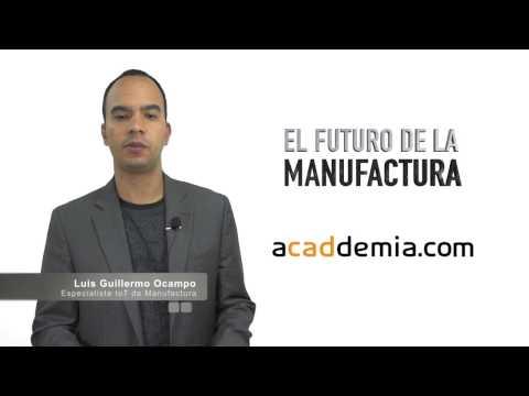 El Futuro de la Manufactura - Tendencias 2017