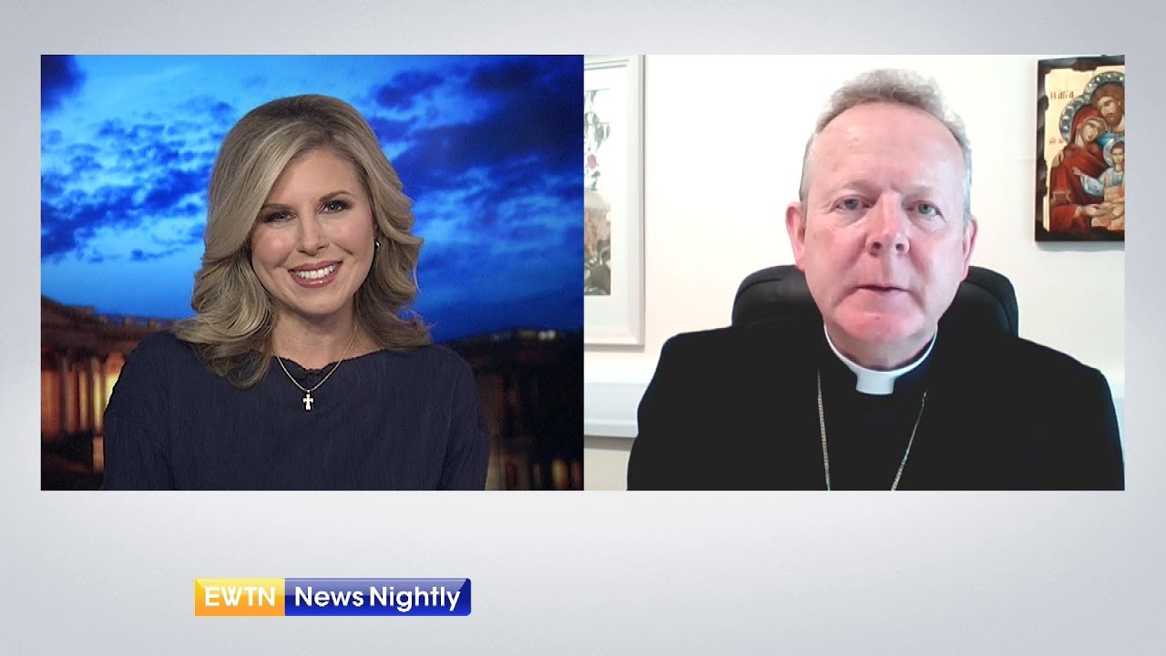 Head of the Catholic Church in Ireland Meets with Government Officials Regarding Mass Restrictions