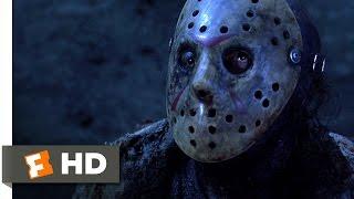 Freddy vs. Jason (8/10) Movie CLIP - Construction Site Fight (2003) HD