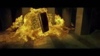 The Matrix -  Helipad Fight Scene (Alternative Sound Design) - Elevator Rooftop Bullets