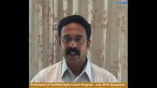 Participant - Deewaker : Certified Agile Coach Program - ICP-ACC