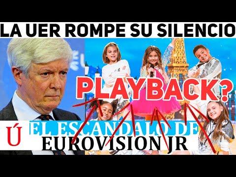 ¿Hubo Playback en Eurovisión? La organización responde tras el triunfo de Francia y el podio d Soleá
