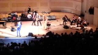 Iggy Pop performs Jean Genie at Carnegie Hall for Tibet Benefit