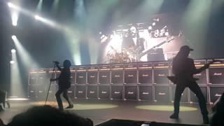 Scorpions - Overkill (Motorhead cover) São Paulo 03/09/2016 - Citibank Hall