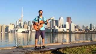 Us against the world - Coldplay Acoustic cover by acousticks