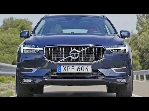 "Volvo XC60 premium SUV (2018) Do you like it"" [YOUCAR]"