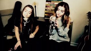 ZAYN & Taylor Swift - I DON'T WANNA LIVE FOREVER (Fifty Shades Darker) cover by Jada & Neriah