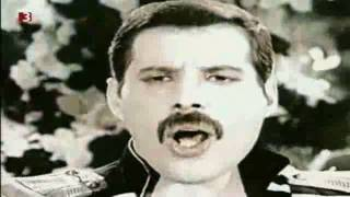 Freddie Mercury -  Living on my own  ( Sub - Español )