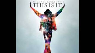 Michael Jackson - This Is It (NEW SONG!)