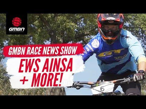 EWS Ainsa, Proffix Swiss Bike Cup + More!   GMBN Race News Show