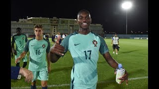 SN Sub-19: Portugal 2 -1 República Checa
