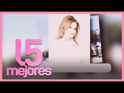 5 cosas que no sabías de María Sorté | Grandes damas de las telenovelas | Las 5 Mejores