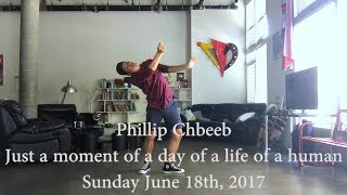Just a moment of a day of a life of a human | FREESTYLE | @PhillipChbeeb | @GregoryPorter