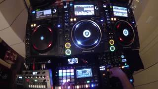 Pioneer AS-1 & SP16 first play - with DJM900NX2 & CDJ2000NX2
