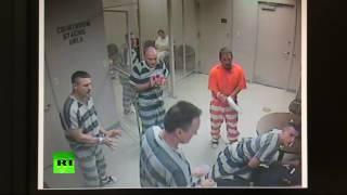 Jail Break: Inmates save correctional officer's life