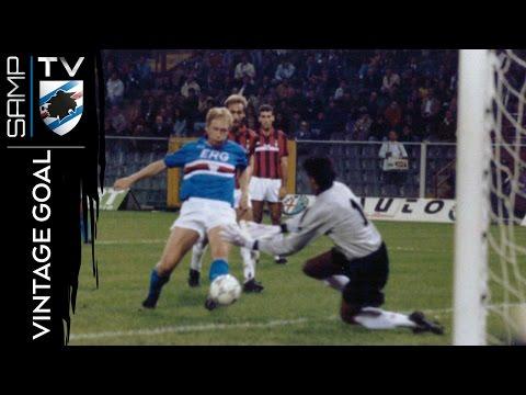 Vintage Goal: Mikhailichenko vs Milan
