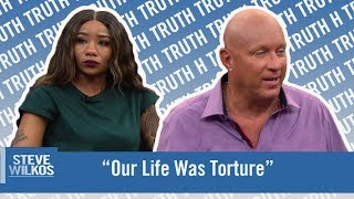 Our Life Was Torture! | The Steve Wilkos Show