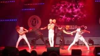 다칠 준비가 돼 있어 (On and On)-Vixx (빅스) Live @ KBS Radio Hall