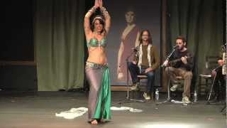 Jasmin Kalathaki, Tribal Fusion Bellydance, Amanes Kalinihtas (Αμανές Καληνύχτας)