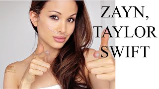 ZAYN, Taylor Swift - I Don't Wanna Live Forever (Fifty Shades Darker) Cover By Chloe Temtchine
