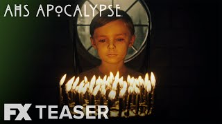 American Horror Story: Apocalypse   Season 8: Shockwave Teaser   FX