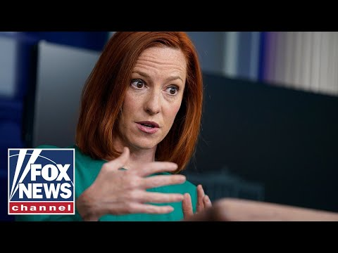 Psaki grilled on if Biden is aware of 'his own role' in 'systemic racism'
