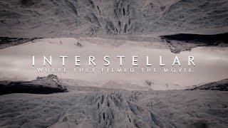 Svínafellsjökull Glacier from INTERSTELLAR MOVIE 4K