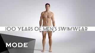 100 Years of Fashion: Men's Swimwear ★ Mode.com