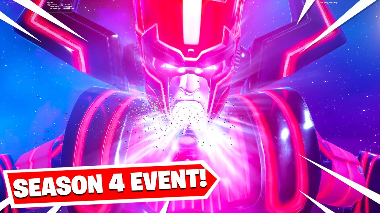 Hassan - Galactus Event Was EPIC! (Fortnite Season 5 Event Reaction)