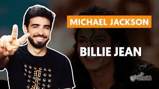 videoclase BILLIE JEAN (aula de violão completa)